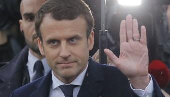 Macron, presidencia francia, elecciones, ue, salida