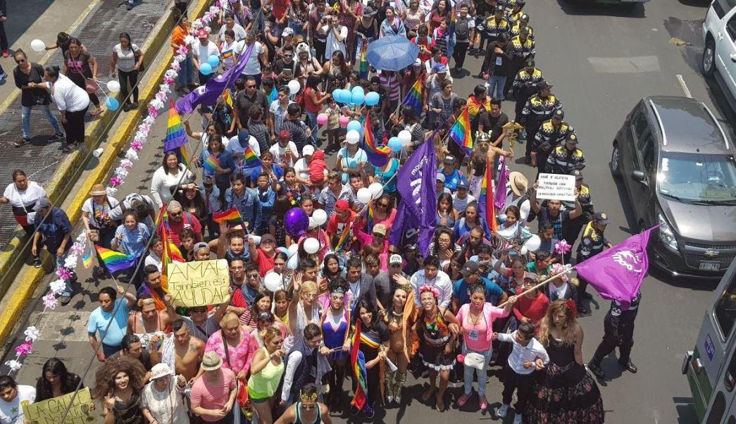 Lgbttti, Iztapalapa, Marcha, Delegada, Noticias, Homofobia