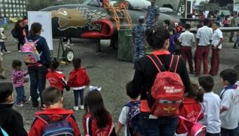 Más de un millón de personas asisten e Expo Militar