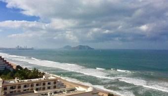 Huracanes, Mazatlan, Sinaloa, Simulacro, Noticias, Clim