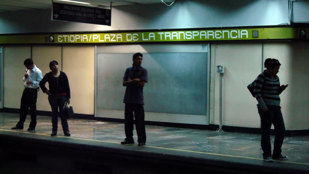 STCM, Metro Etiopía, Plaza de la Transparencia, Haile Selassie