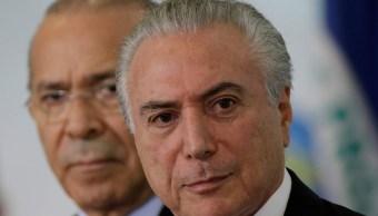 Brasil, Justicia, Temer, corrupción, política, interrogatorio,