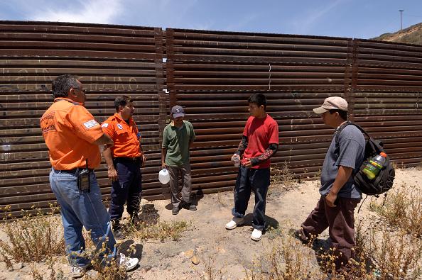 Migrantes, Trump, Indocumentados, Estados unidos, Mexicanos, Noticias,