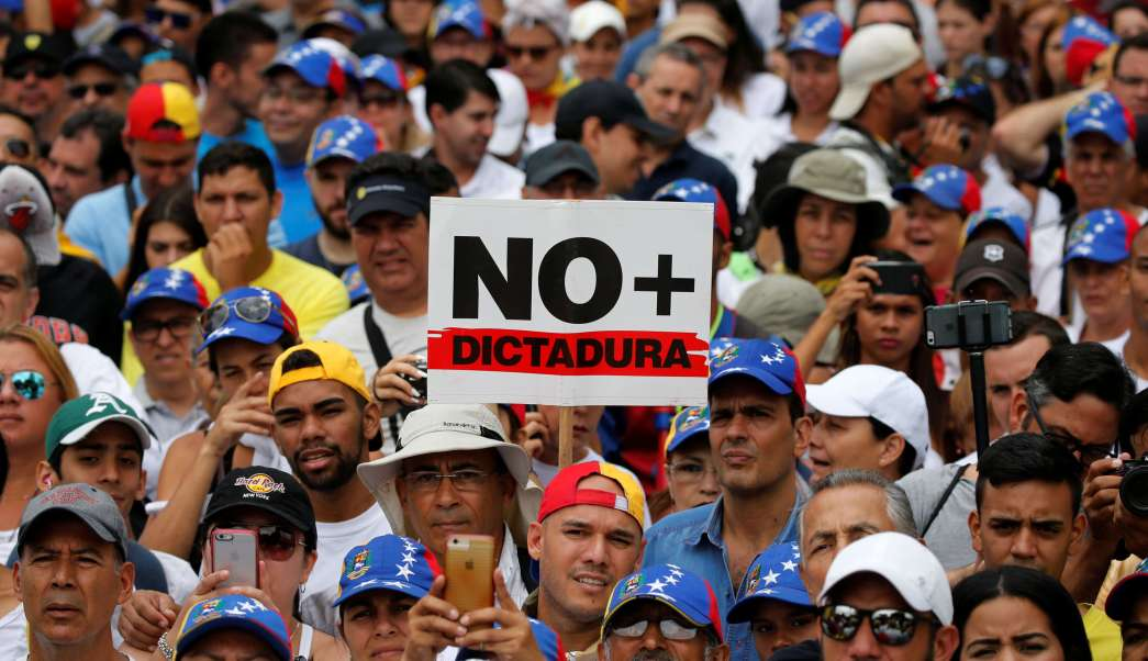 Caracas, oposición, Venezuela, Asamblea Constituyente, Nicolás Maduro, protestas, rebelarse,