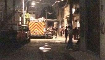 muere mujer tras derrumbe en xochimilco