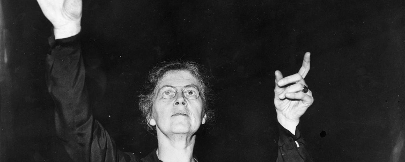 Nadia Boulanger Maestros Historia Mundo Cambiar