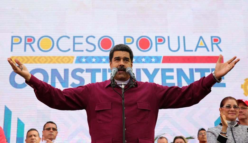 Venezuela, México, Trump, Maduro, defienda, seguridad,