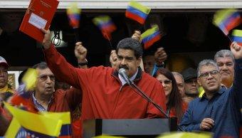 Venezuela, Maduro, política, protestas, Asamblea, Constitución,