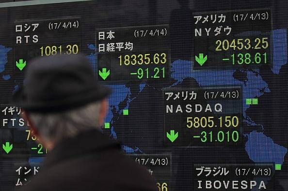 Bolsa de Tokio cae en apertura por fuerza del yen — MÉXICO