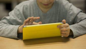 Ipad, niños, lectura, literatura, tecnología, tabletas, iinegi