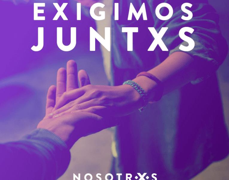 Presentación de Nosotrxs