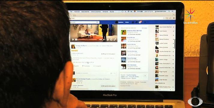 Lavadero virtual, información falsa en redes sociales