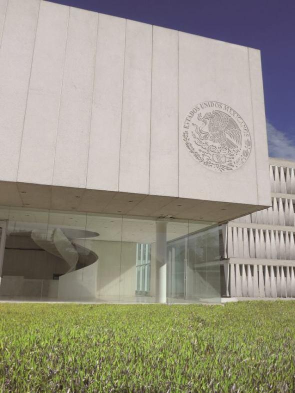 Edificio, Nuevo, Archivo General de la Nación