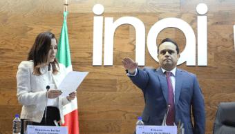 Inai, Comisionado Inai, Javier Acuña, Ximena puente, Instituto acceso informacion