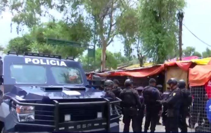 Detienen a sujetos que transportaban droga en maletas de UberEats
