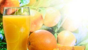 fruta, jugos, pediatría, infancia