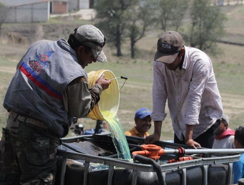 Huachicoleros, Policía Federal, Crimen Organizado, Combustible Robado, Ladrones de Combustible, Violencia