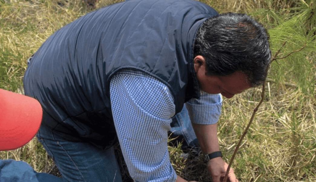 Óscar González pide rescatar zonas naturales