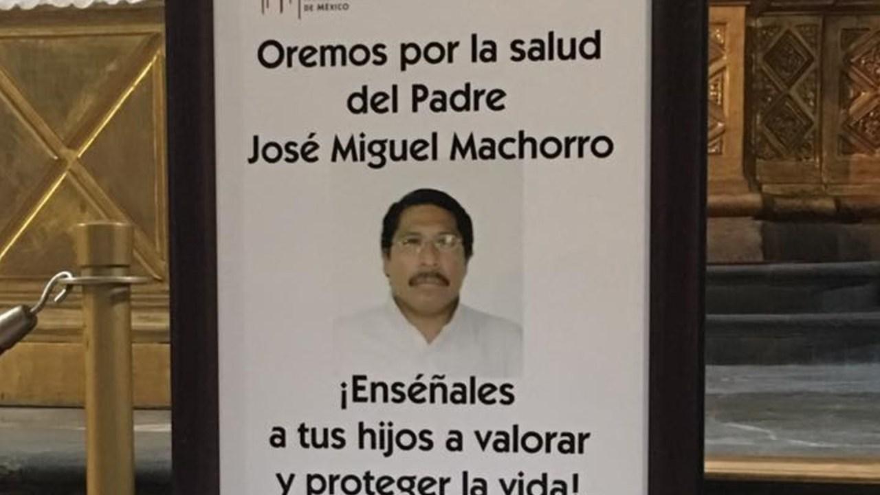 Imagen de padre José Miguel Machorro