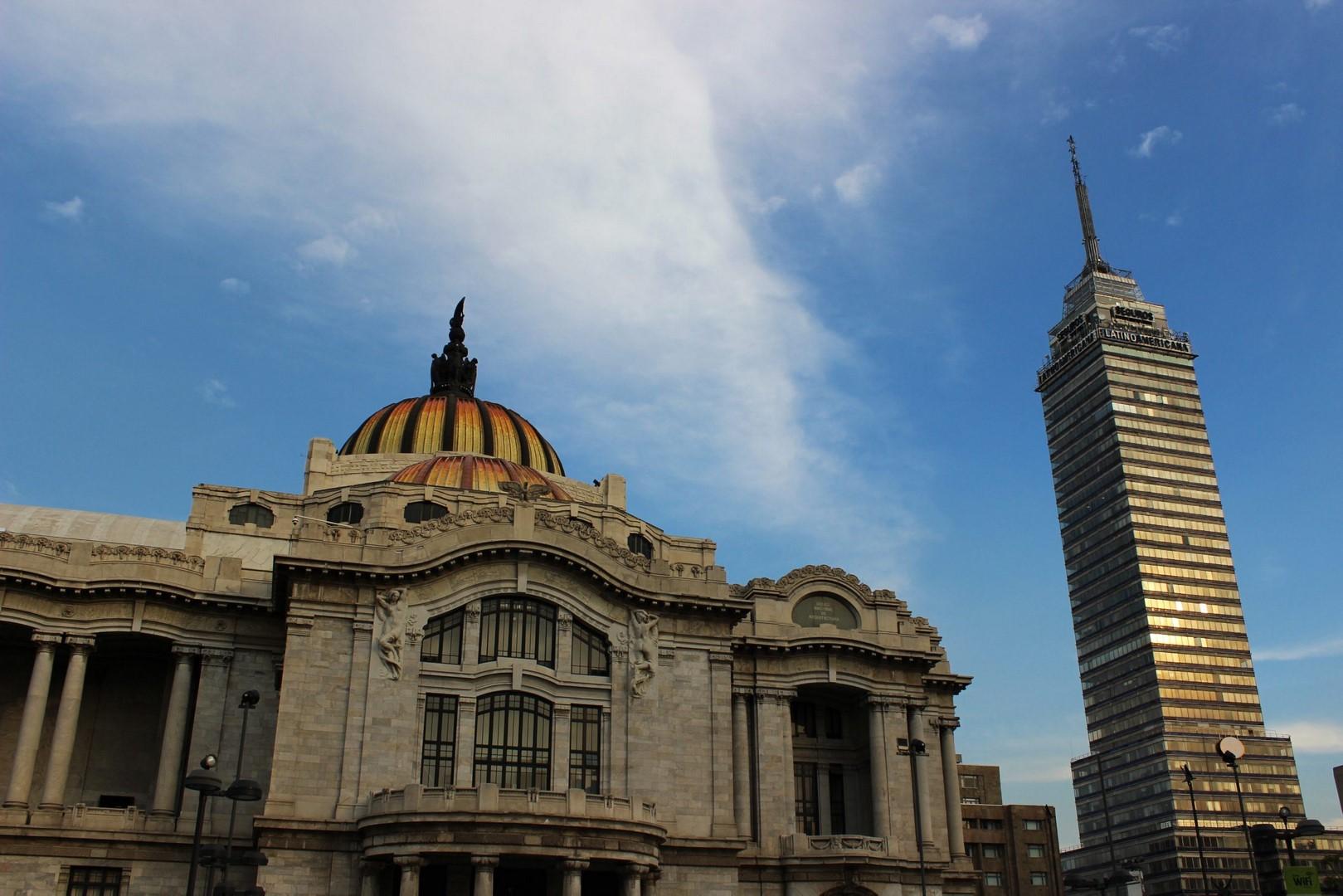 Se mantiene en la Ciudad de México cielo despejado y ambiente caluroso