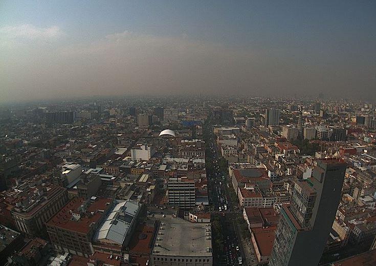 Ciudad de Mexico mantiene la contingencia ambiental por ozono