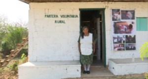 Doña trini atiende a mujeres de mas de 20 localidades de comitan
