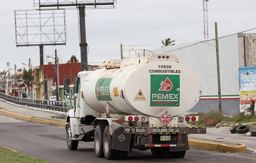 El crudo mexicano de exportación retrocedió 28 centavos al venderse el barril en 41.53 dólares, informó Pemex. (Getty Images/Archivo)