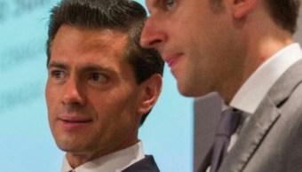El presidente de México, Enrique Peña Nieto (Twitter @EPN)