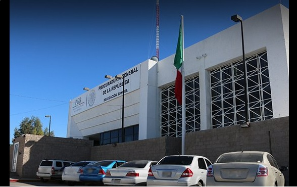 PGR asegura armas droga en Sonora