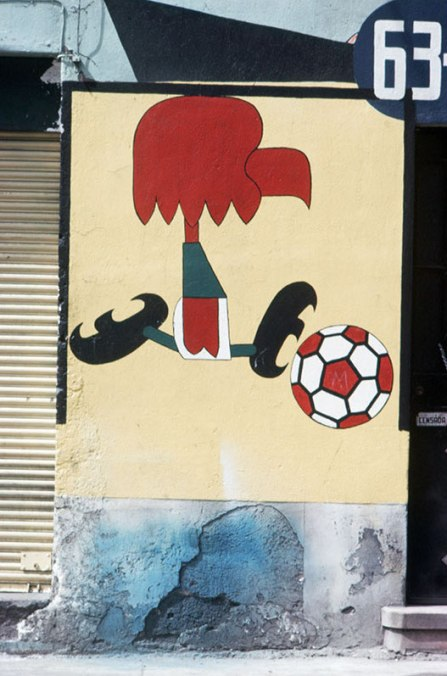 México 70, mascota, Pico, Mundial de futbol, Lance Wayman, Juanito
