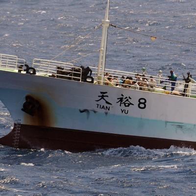 Desechos nucleares: el origen de los piratas modernos
