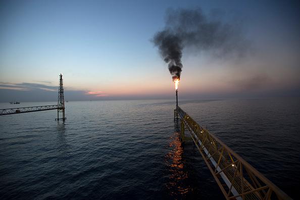Petróleo mexicano cierra alza 29 centavos