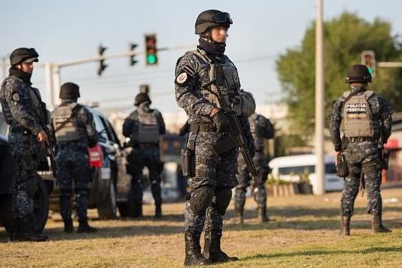 Operativos de la Policía Federal (Getty Images, archivo)