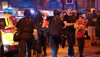Seguridad, explosión, Manchester, Arena, terrorismo, seguridad,