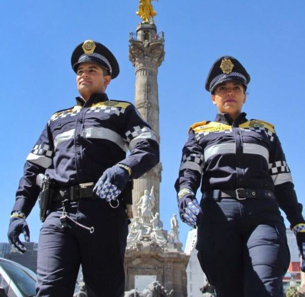 policias, ciudad de mexico, agresiones, atropellados, automovilistas, sanciones