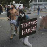 Venezuela, Nicolás Maduro, protestas, Caracas, muertos, lesionados, detenidos