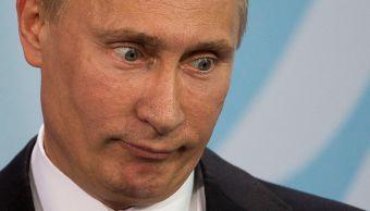 Por dicho de Vladimir Putin, Ucrania se burla en twitter deRusia