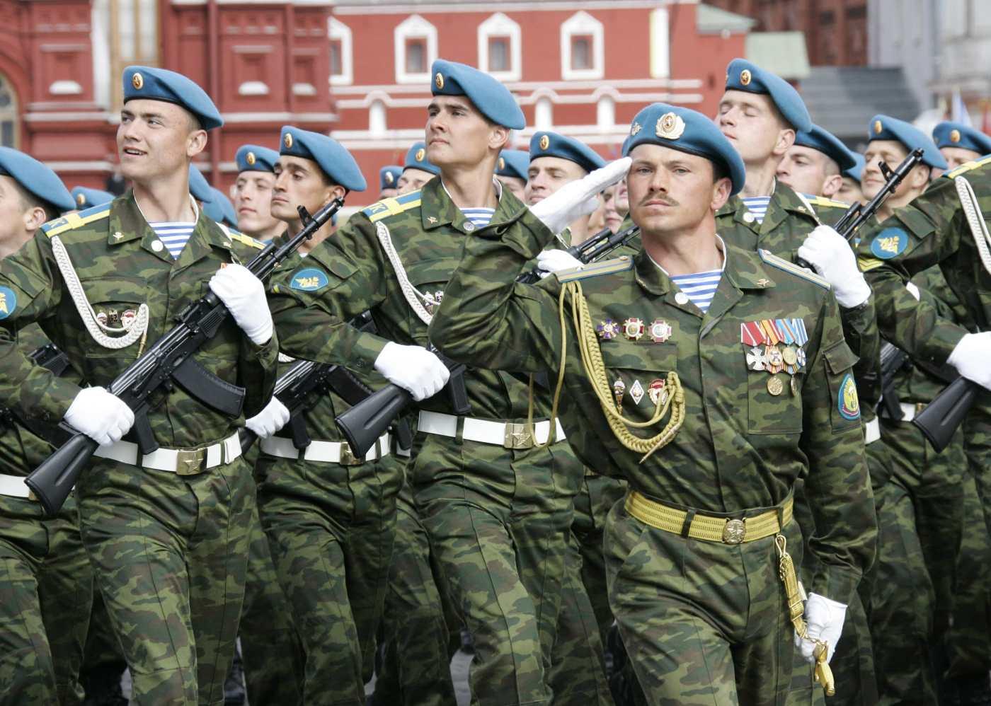 Putin Día de la Victoria Rusia 16