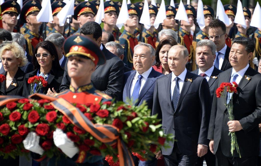 Putin Día de la Victoria Rusia 4
