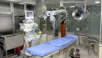 Quirófano del IMSS, Centro Médico siglo XXI, trasplante hepático de donador vivo , Cirugía, Operaciones Médico, doctor