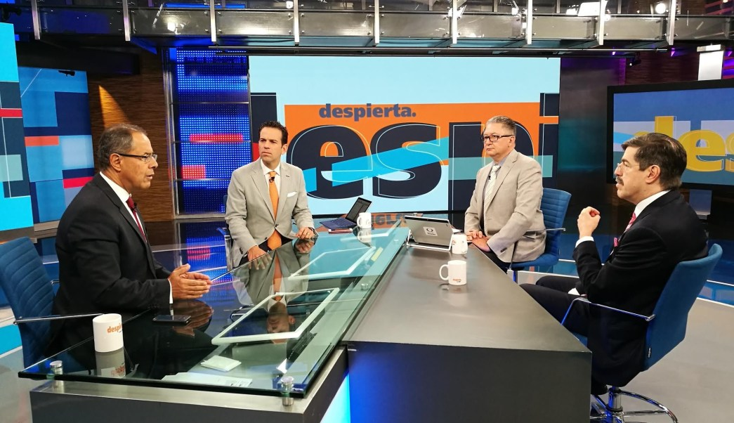 Rafael Fernández de Castro y Gabriel Guerra hablan de Trump, en Despierta