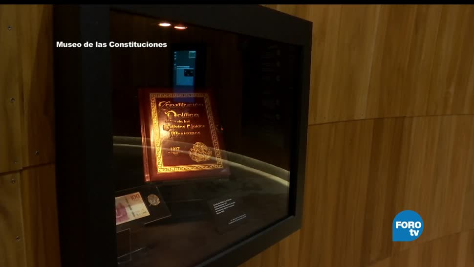 Retomando a, Museo, Constituciones, Javier Aranda Luna, Cultura, Historia de méxico