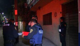 Roban con violencia vivienda en la CDMX