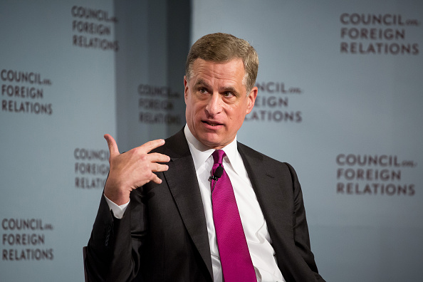 Robert Kaplan, presidente de la Fed de Dallas
