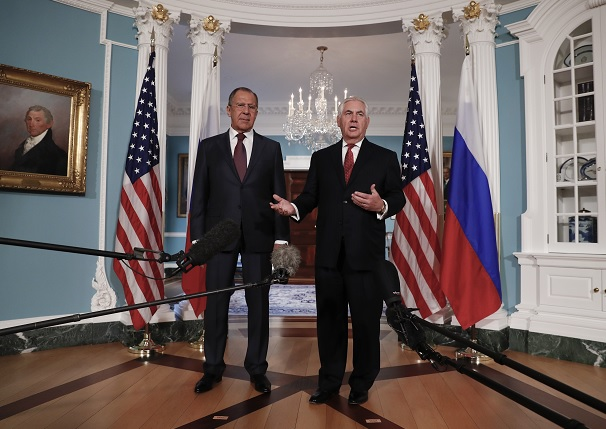 Trump recibirá al canciller ruso Serguei Lavrov en la Casa Blanca