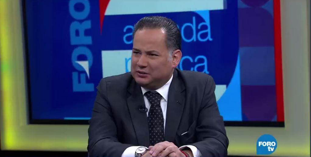 santiago nieto, titular de la fepade, en entrevista en agenda publica