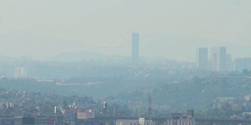 Se registra mala calidad del aire en Ecatepec