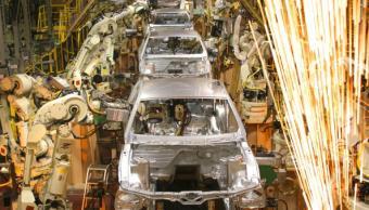 La producción fabril de Estados Unidos aumentó en abril a su mayor ritmo en tres años alentada por el sector automotor, que tuvo un crecimiento de crecimiento del 5.0 por ciento. (Getty Images)