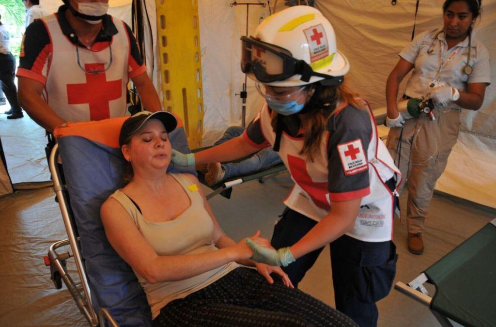 Sedena participa en Plataforma Global 2017 para la Reducción del Riesgo de Desastres