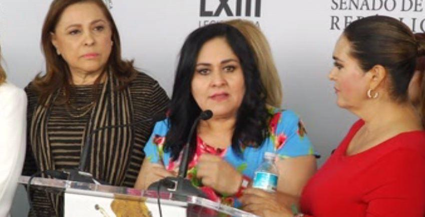 Pri, Legisladoras, Anaya, Coahuila, Misoginia, Candidatura